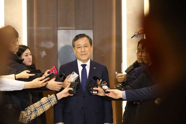 KAIST President Shin Sung-chul (KAIST)