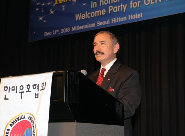 Harry Harris, US ambassador to the Republic of Korea (KAFS)