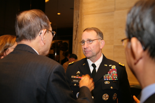 Gen. Robert Abrams, commander of USFK, CFC and UNC (KAFS)