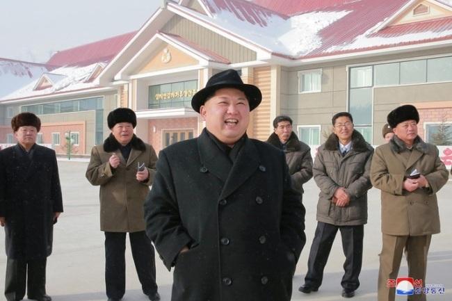 (KCNA-Reuters)