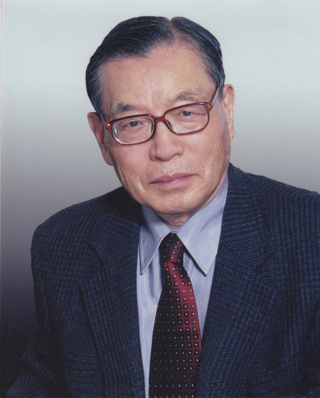 The late Kim Ip-sam in his senior years (Kim So-im)