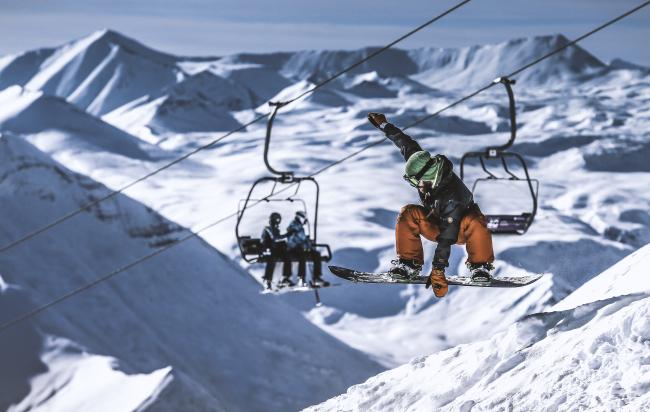 Gudauri Ski Resort in Georgia (Georgian Embassy)