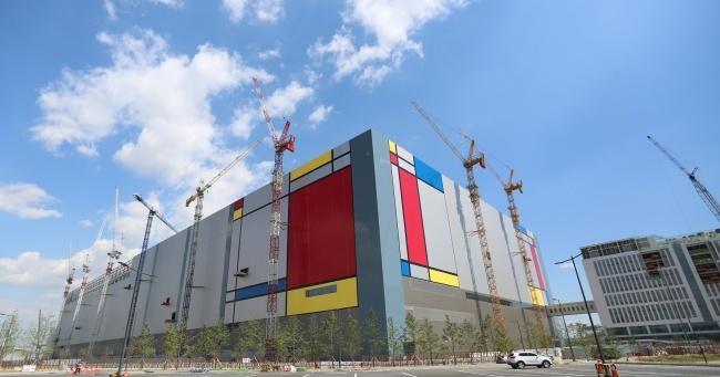Samsung's first plant in Pyeongtaek, Gyeonggi Province (Samsung Electronics)