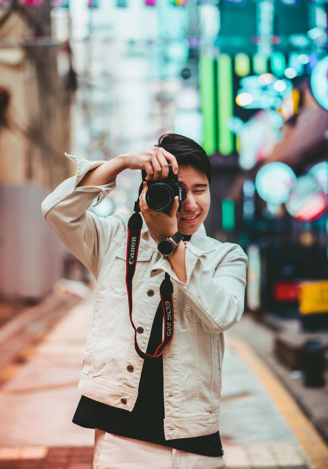 David Kim (DKDKTV)