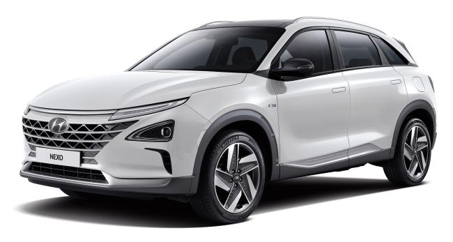 Hyundai Motor's Nexo FCEV (Hyundai Motor)