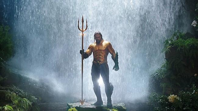 Aqua Man/