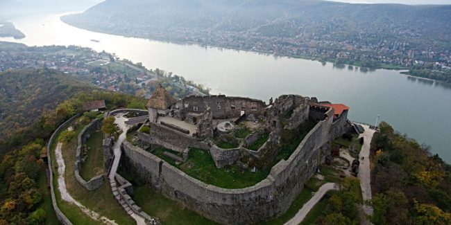 Hungarian town of Visegrad on River Danube (Daily News Hungary)