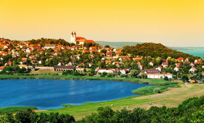 Lake Balaton in Hungary was one of the popular places where East Germans and West Germans met one another during the Cold War. (Go To Hungary)