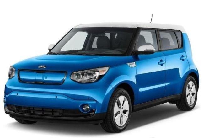 Kia Motors` Soul EV (Kia Motors)