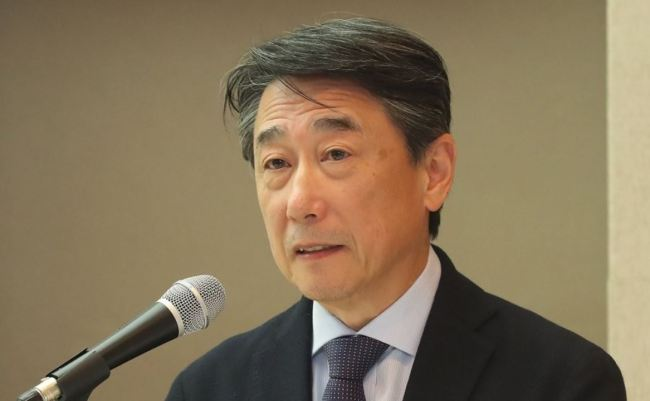 Oh Joon, chair of Save the Children`s Korean Board, is shown in this file photo. (Yonhap)
