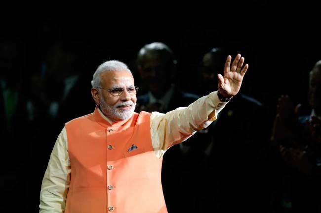 Indian Prime Minister Narendra Modi (AP-Yonhap)