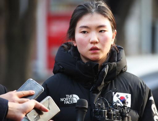 Short track skater Shim Suk-hee (Yonhap)