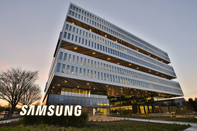 The office of Samsung Device Solutions Americas in Mountain View, California. (Samsung Electronics)