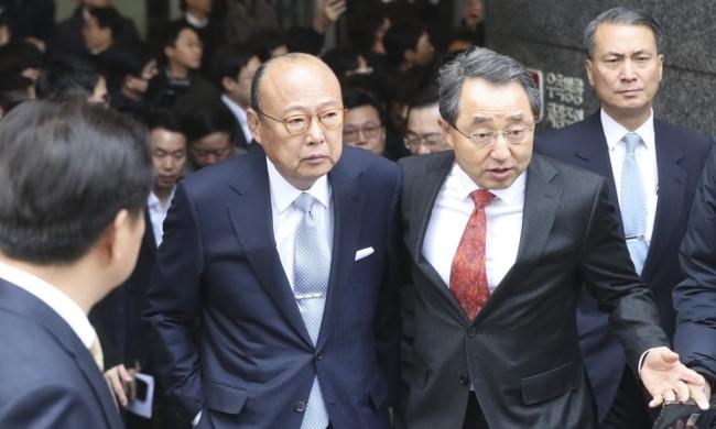 Hanhwa Group CEO Kim Seung-yeon (Yonhap)