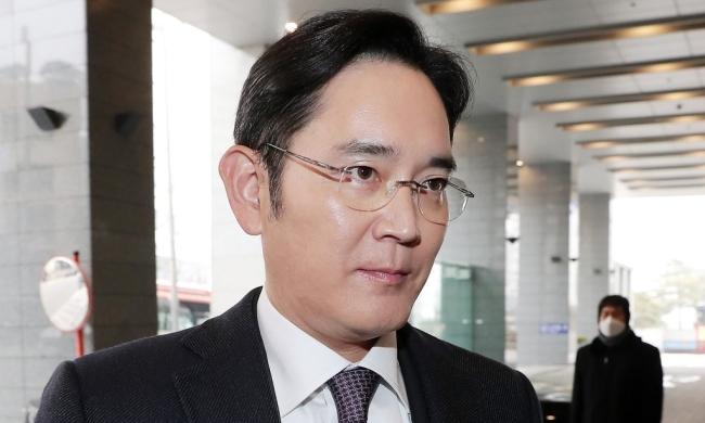 Samsung Electronics' Vice Chairman Lee Jae-yong (Yonhap)
