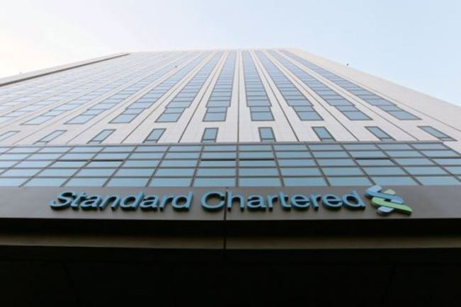 Standard Chartered Bank Korea`s head branch in central Seoul (Yonhap)