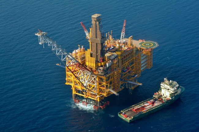 Kogas' offshore project in Myanmar (Kogas)
