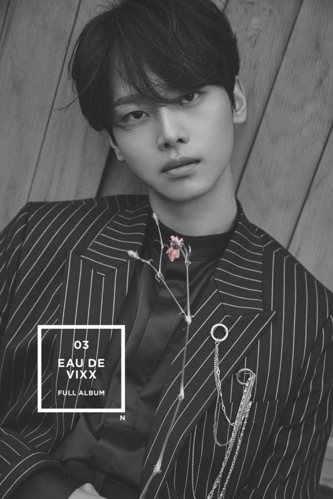 VIXX's N (Jellyfish Entertainment)