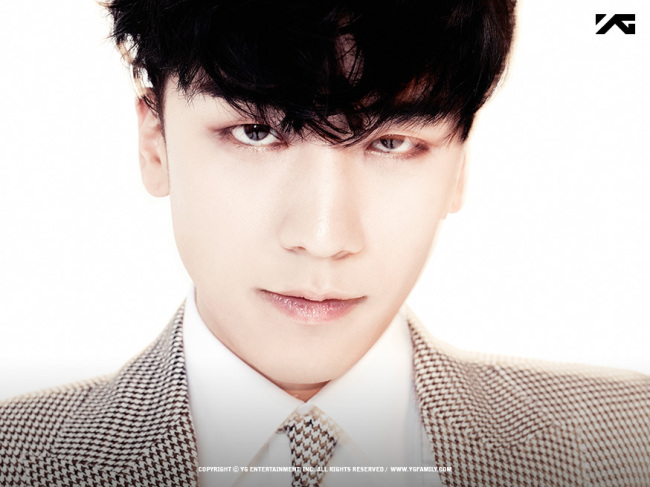 Seungri of boy band Big Bang (YG Entertainment)