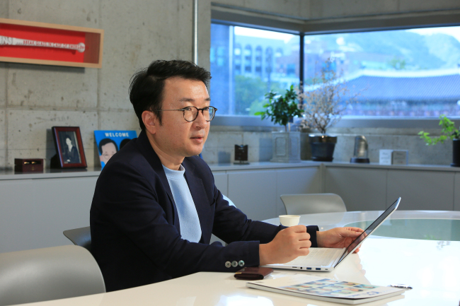 Korea Startup Forum chief Choi Sung-jin(Korea Startup Forum)
