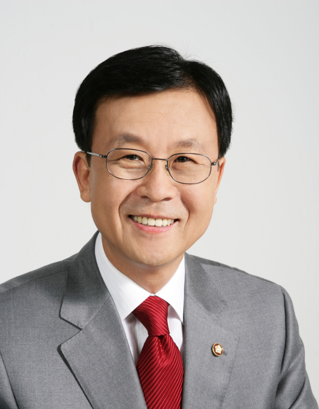 Rep. Won Hye-young of the ruling Democratic Party of Korea.