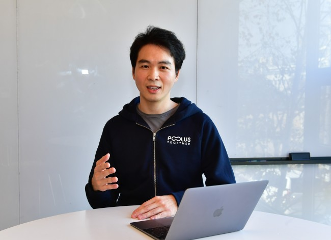 Poolus CEO Seo Young-wu (Poolus)