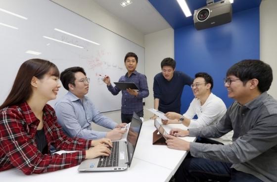 An in-house venture unit of Shinhan Bank. (Shinhan Bank)