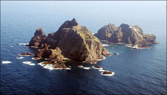 Dokdo Island (Yonhap)