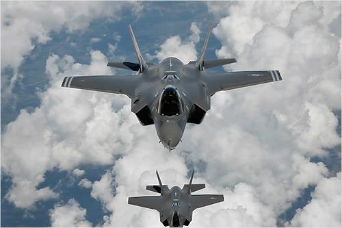 F-35A. Yonhap