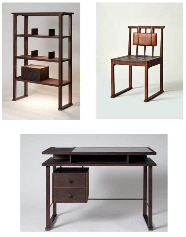Furniture designed by Teo Yang (Yeol)