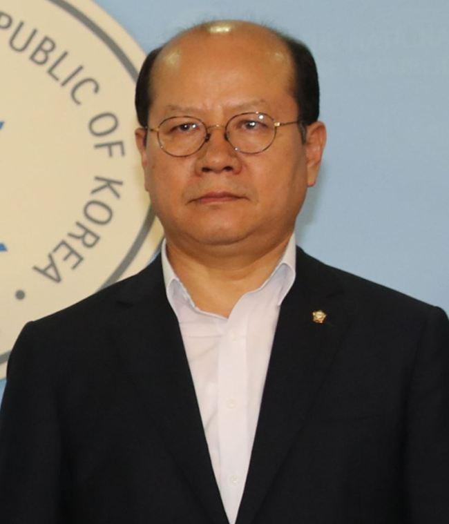 Rep. Lee Jong-myeong (Yonhap)