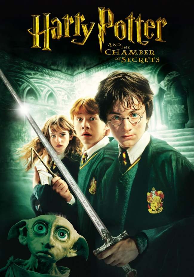 """Harry Potter and the Chamber of Secrets"" (Warner Bros.)"