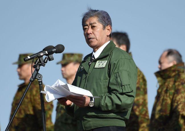 Japanese Defense Minister Takeshi Iwaya (Yonhap)