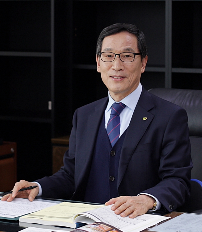 Lee Byung-ho, President of Korea Agro-Fisheries & Food Trade Corporation
