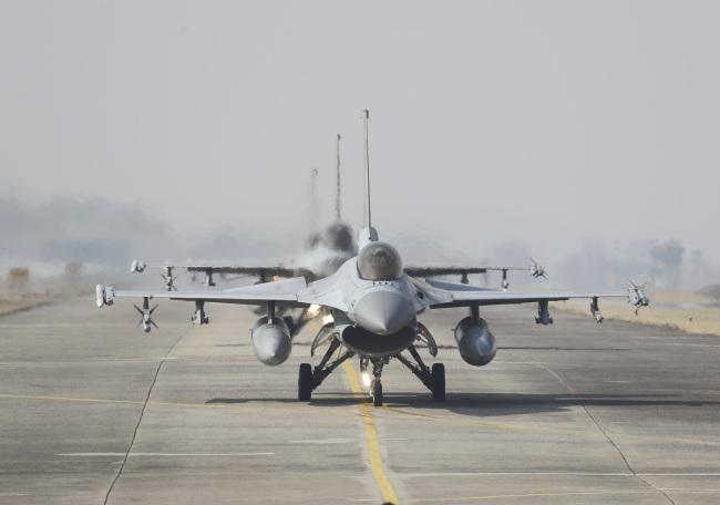 KF-16D (Yonhap)