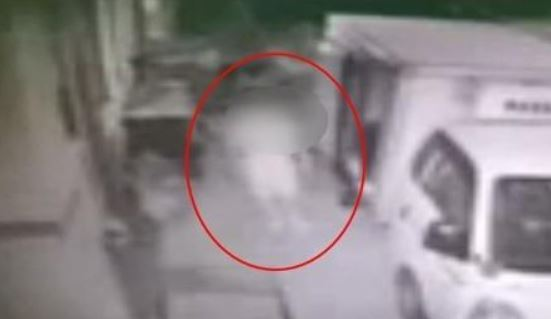 This photo shows the perpetrator Moon (Yonhap)