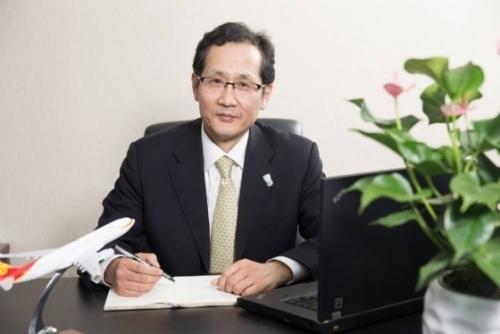 Ji Sung-kyoo, KEB Hana Bank Vice President (KEB Hana Bank)