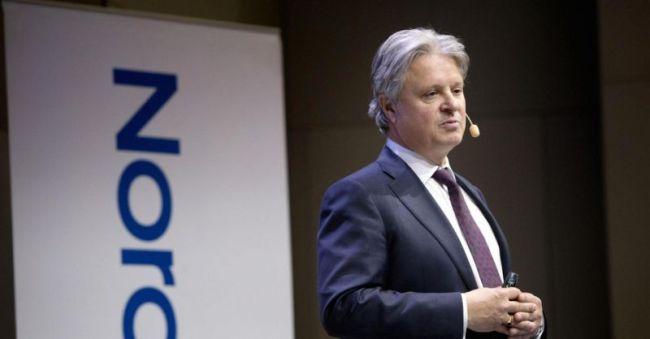 Casper von Koskull, the chief executive officer of Nordea Bank