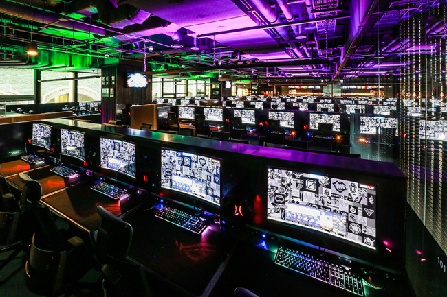 PC room (Riot Games)