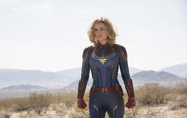 """Captain Marvel"" (Walt Disney Company Korea)"