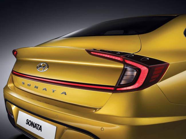The new Sonata (Hyundai Motor)
