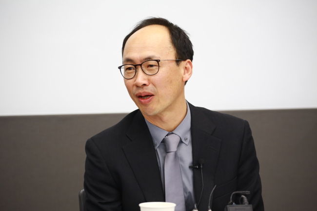 International Labor Organization's Employment Policy Department Director Lee Sang-heon (Yonhap)