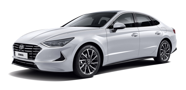 The 8th generation Sonata (Hyundai Motor)