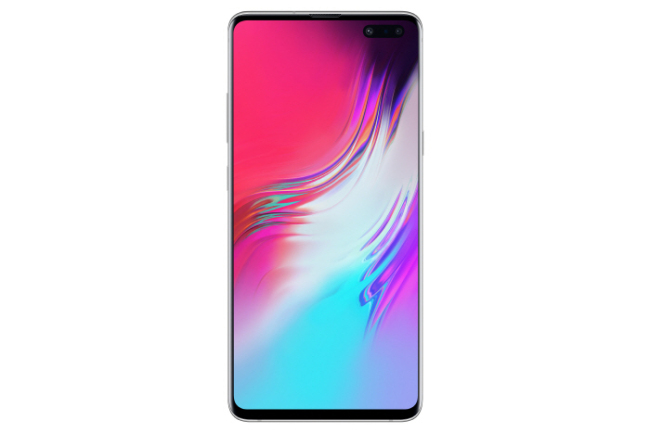 Samsung Galaxy S10 5G smartphone. Samsung Electronics