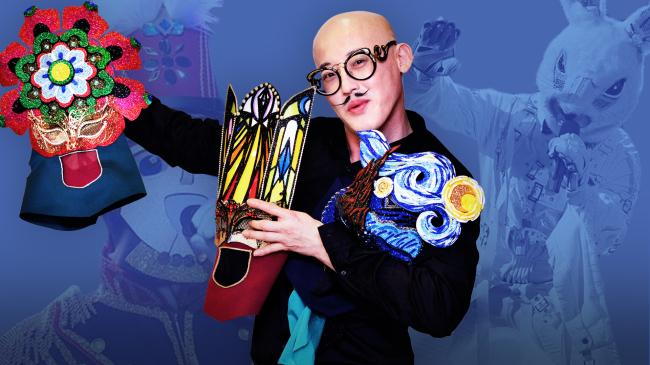 Designer Hwang Jae-keun. (Park Hyun-koo/The Korea Herald)