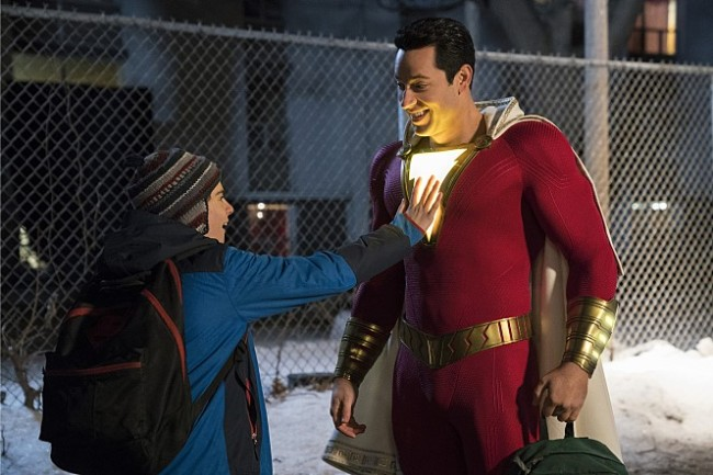 """Shazam!"" (Warner Bros. Korea)"
