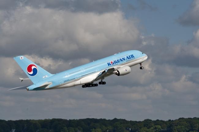 Korean Air (Yonhap)