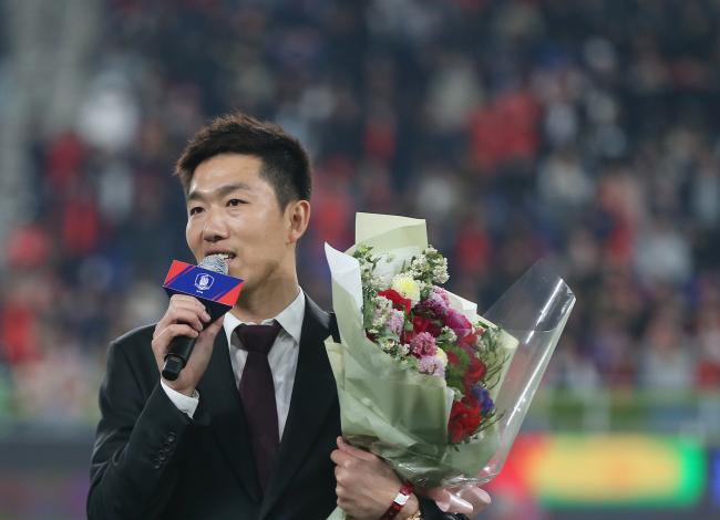 Kim Jung-woo (Yonhap)