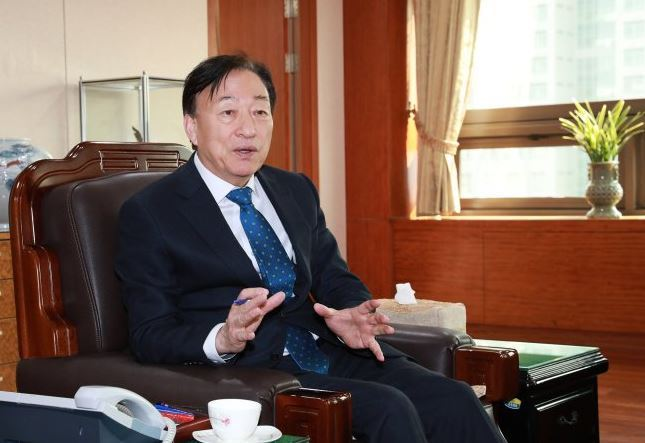 Daejeon Metropolitan Office of Education chief Seol Dong-ho
