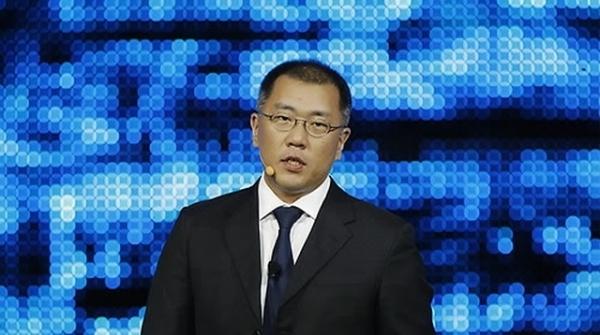 Hyundai Motor`s Executive Vice Chairman Chung Eui-sun (Yonhap)